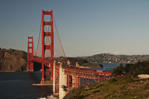 Photograph - Golden Gate Bridge 2 by Lee Kirchhevel