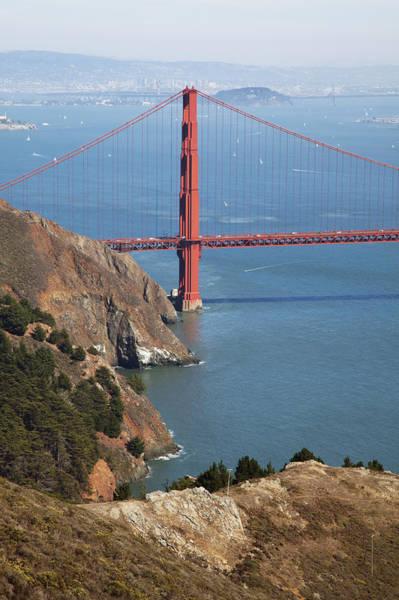Wall Art - Photograph - Golden Gate Bridge II by Jenna Szerlag