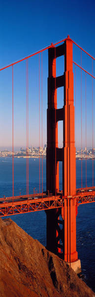 Join Wall Art - Photograph - Golden Gate Bridge San Francisco Ca by Panoramic Images