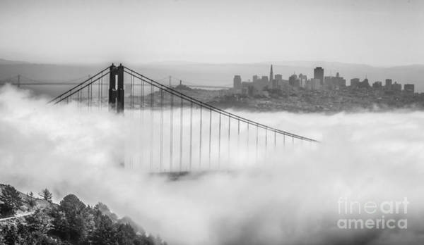Photograph - Golden Gate by Charles Garcia