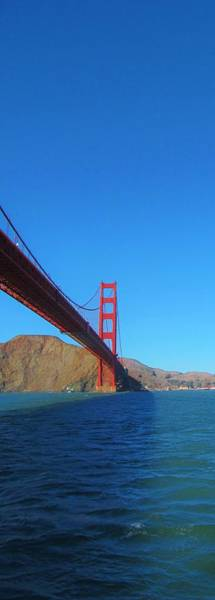Photograph - Golden Gate High by Michelle Dallocchio