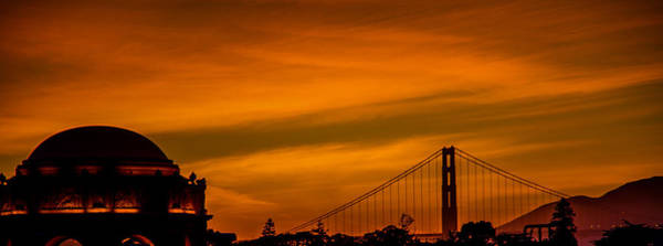 Photograph - Golden Gate by Kevin  Dietrich