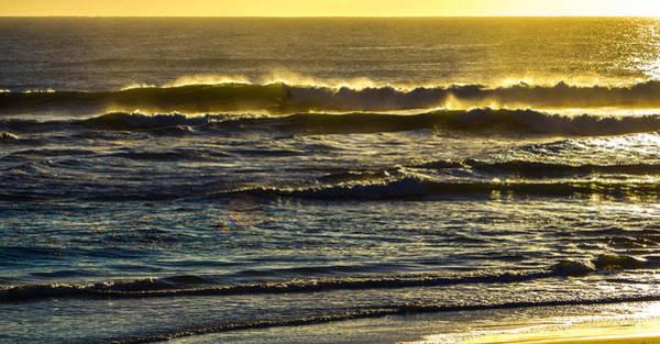 Photograph - Golden Glow by Tyson Kinnison