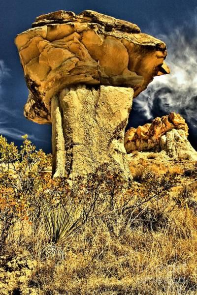 Photograph - Golden Hoodoo by Adam Jewell