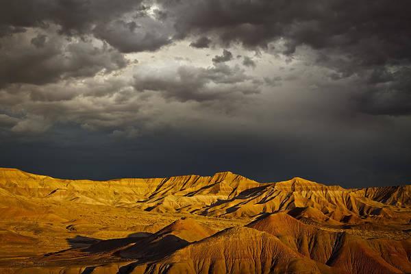 Monsoon Photograph - Golden Hour Monsoon by Medicine Tree Studios