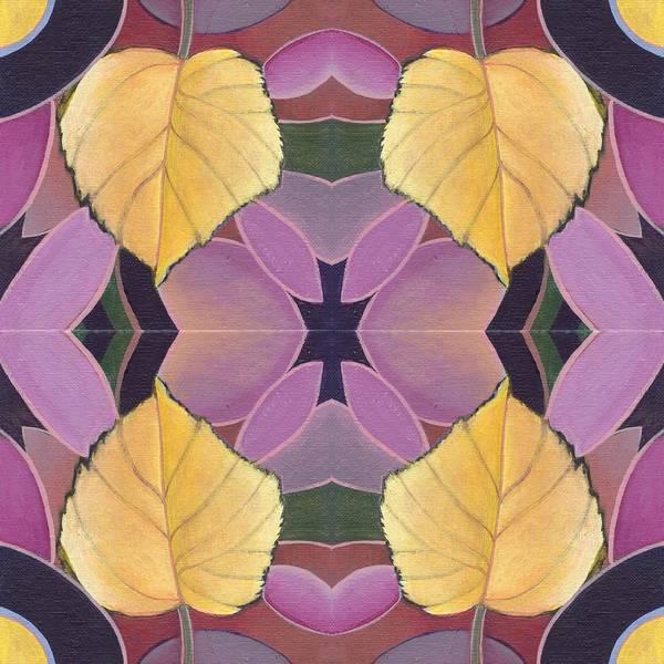 Painting - Golden I V - T J O D X X I V Arrangement  by Helena Tiainen