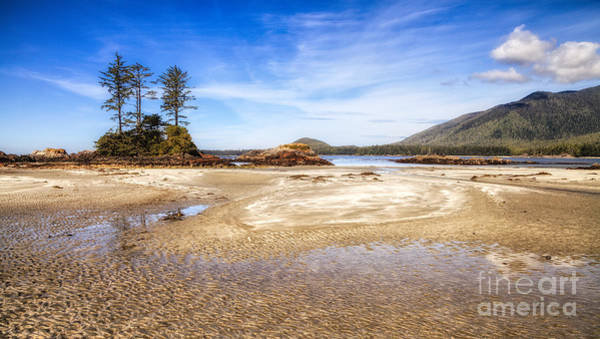 Photograph - Golden Island Beach by Stuart Gordon