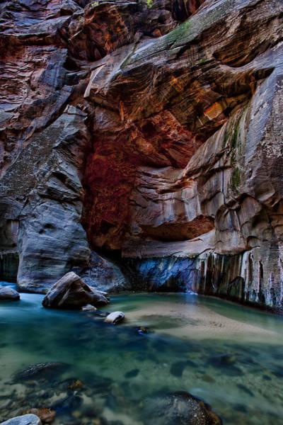 Wall Art - Photograph - Golden Pond by Juan Carlos Diaz Parra
