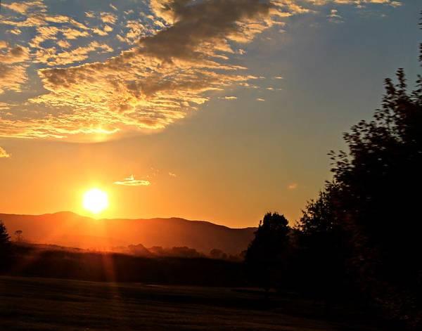Photograph - Golden Ridge by Candice Trimble