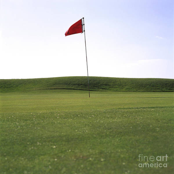 Golf Green Photograph - Golf by Bernard Jaubert
