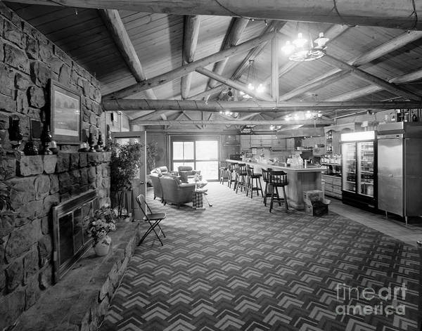 Photograph - Golf: Clubhouse, 2000 by Granger