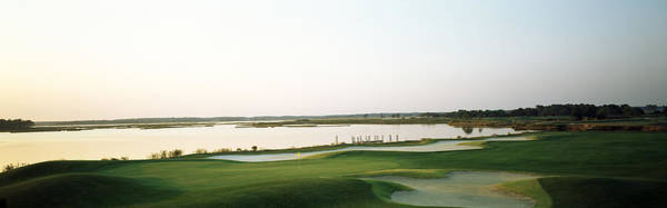 Wall Art - Photograph - Golf Course At The Coast, Ocean City by Panoramic Images