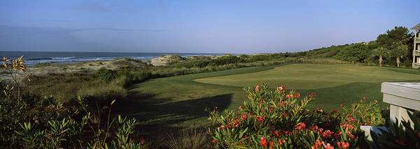 Kiawah Island Photograph - Golf Course At The Seaside, Kiawah by Panoramic Images
