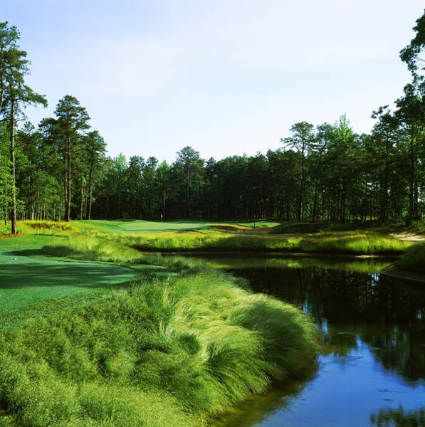 May Day Photograph - Golf Course, Sand Barrens Golf Club by Panoramic Images
