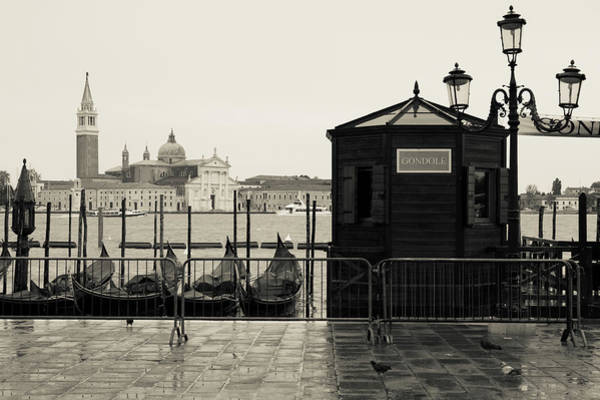 Service Photograph - Gondola Service by Tomch