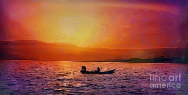 Photograph - Gone Fishin' by John  Kolenberg