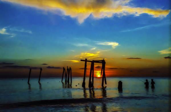 Photograph - Gone Fishin by Randy Sylvia
