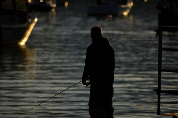Photograph - Gone Fishin' by Toby McGuire