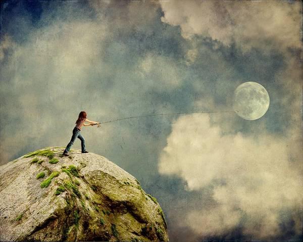 Wall Art - Photograph - Gone Fishing by Sonya Kanelstrand