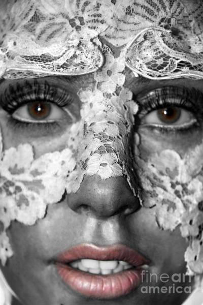 Photograph - Gone Gaga By Diana Sainz by Diana Raquel Sainz