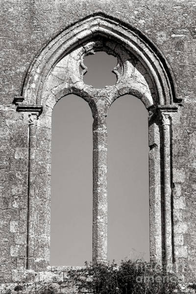 Wall Art - Photograph - Gone Gothic  by Olivier Le Queinec