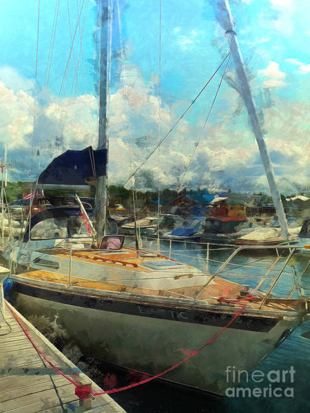 Photograph - Good Day For Sailing by Claire Bull