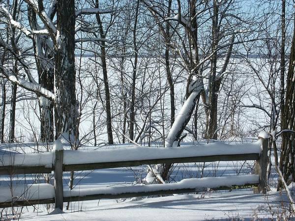 Photograph - Good Fences by R B Harper