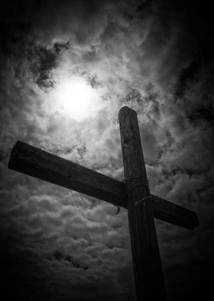 Crucifiction Wall Art - Photograph - Good Friday by Caitlyn  Grasso