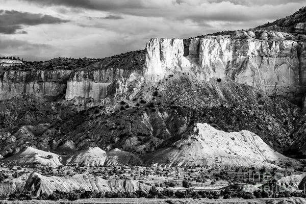 Wall Art - Photograph - Good Morning Ghost Ranch - Abiquiu New Mexico by Silvio Ligutti