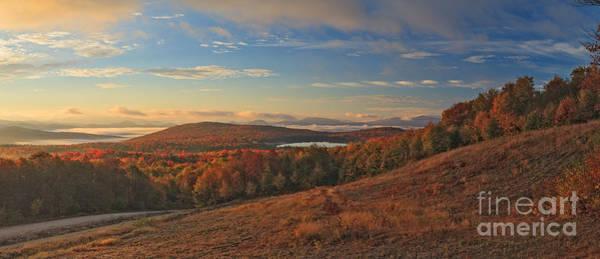 Photograph - Good Morning Northeast Kingdom by Charles Kozierok
