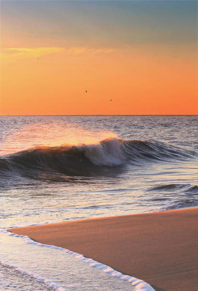 Photograph - Good Morning Wave by Pete Federico