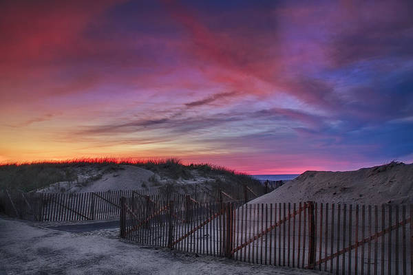 Photograph - Good Night Cape Cod by Susan Candelario