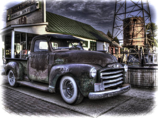 Photograph - Good Old Days by Thomas Young