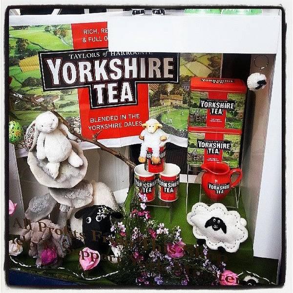 Wall Art - Photograph - Good Old Yorkshire Tea #yorkshire #tea by Jenny Slaytor