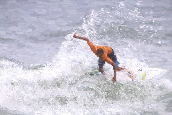 Photograph - Good Surf by Alice Gipson