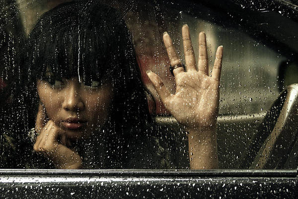 Rainy Photograph - Goodbye My Lover by Ismail Raja Sulbar