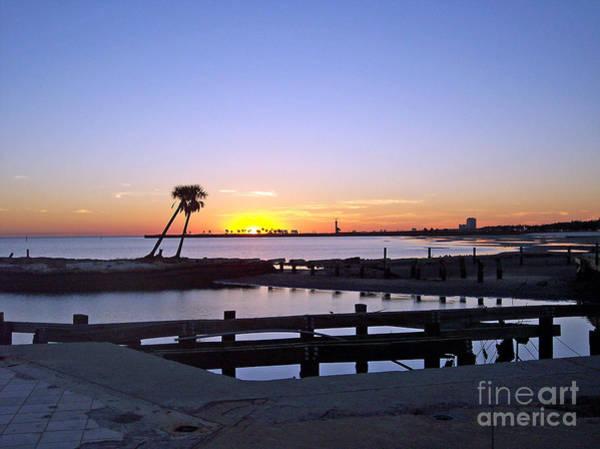 Photograph - Goodbye Sun by Roberta Byram