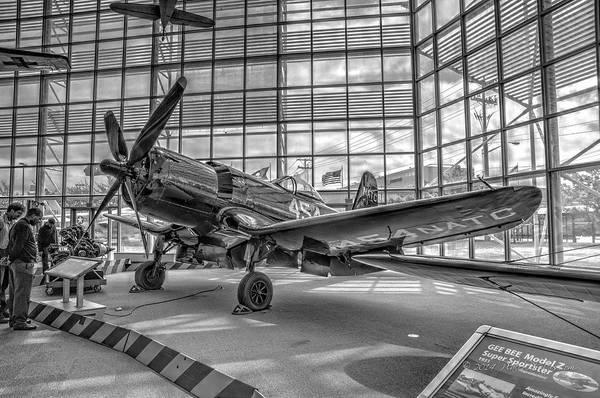 Photograph - Goodyear F2g1 Super Corsair by Jim Thompson