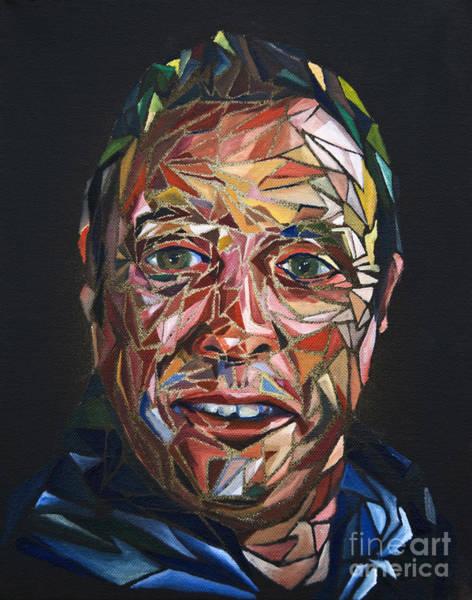 Painting - Gordonw by James Lavott