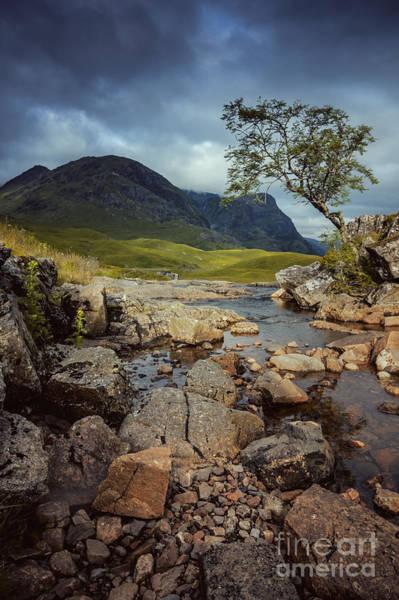 Photograph - Gorgeous Glencoe  by David Lichtneker