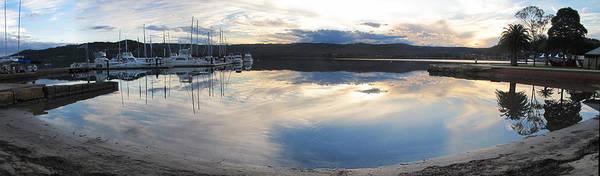 Photograph - Gosford Boat Club by David Rich