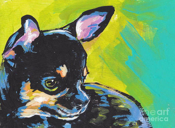 Chihuahua Painting - Got Chi? by Lea S