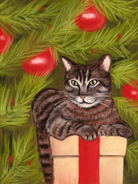 Painting - Got Your Present by Anastasiya Malakhova