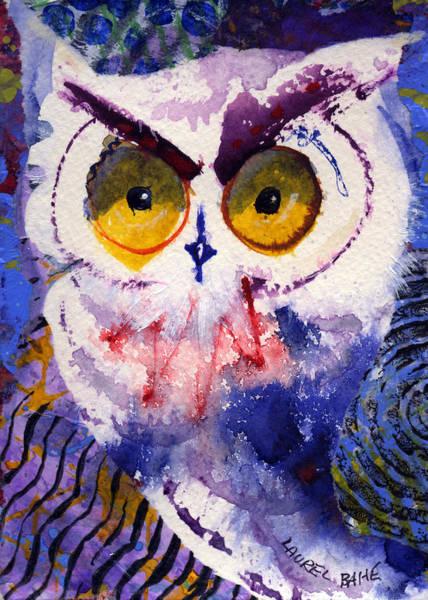 Painting - Gotcha  by Laurel Bahe