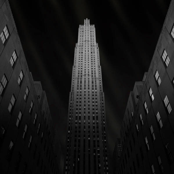 Composition Photograph - Gotham by Ben Rea