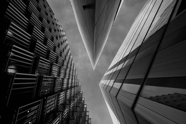 Uk Photograph - Gotham City by Roland Shainidze