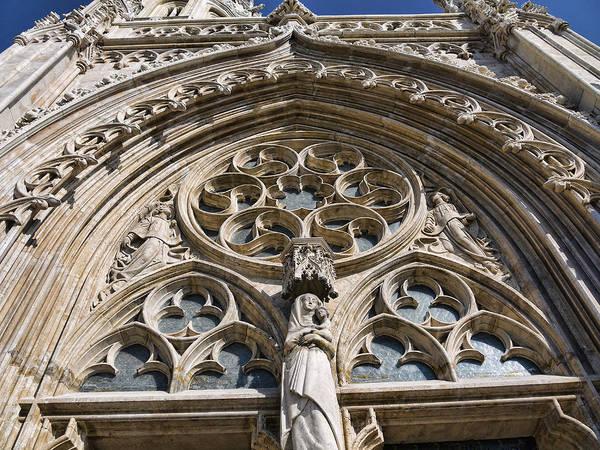 Photograph - Gothic Glory by Brenda Kean