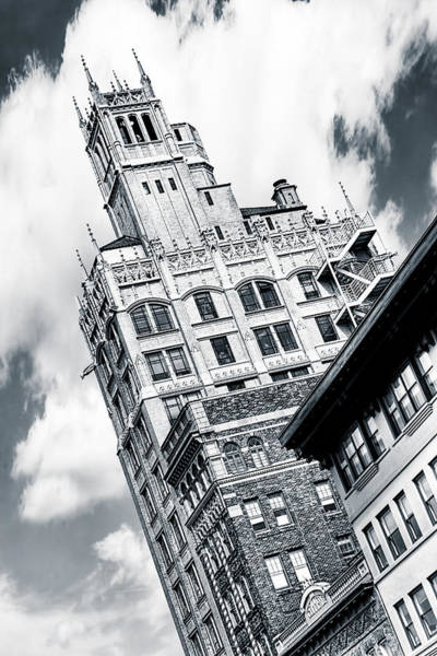 Photograph - Gothic Towers - Asheville North Carolina by Mark Tisdale