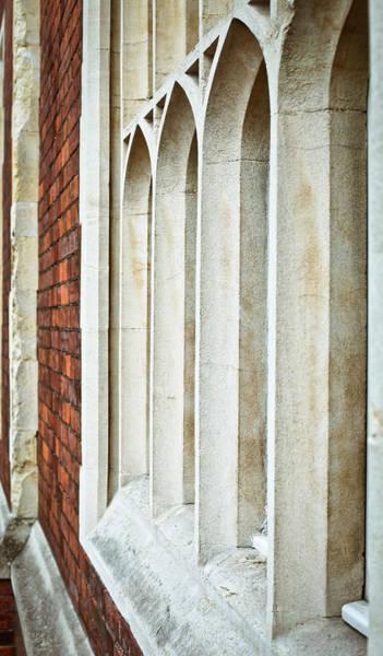 Gothic Arch Photograph - Gothic Windows by Tom Gowanlock