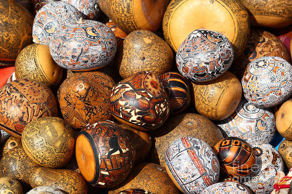 Photograph - Gourds Galore by James Brunker